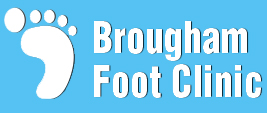 Brougham Foot Clinic logo