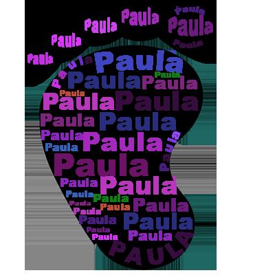 Reflexology by Paula Logo